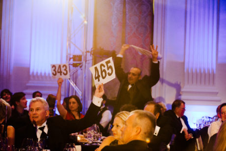 Dinner and Auction Gala