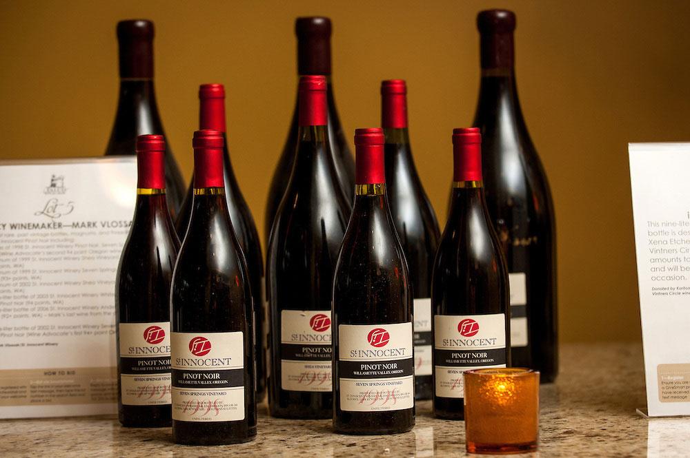 St. Innocent wines